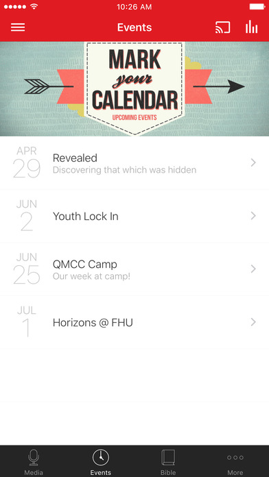 Faith Village iPhone App